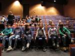 Als afsluiter: Cultuur in 6hs: Warhorse, Cyclos, de nieuwe cultuurzaal op school...