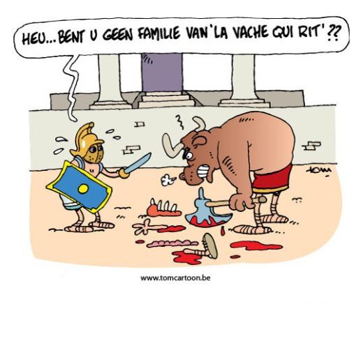 tomcartoon_romeinen-gladiatoren-vache