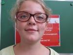 Franne: 'Dit jaar wil ik eens buiten les krijgen.'