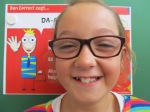 Sigrid: 'Ik hoop veel wiskunde bij te leren!.'