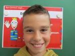 Xander: 'Ik weet zeker dat het  een tof schooljaar wordt!'